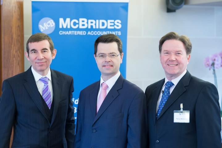 MP James Brokenshire swings EU In/Out vote at Kent breakfast meeting image