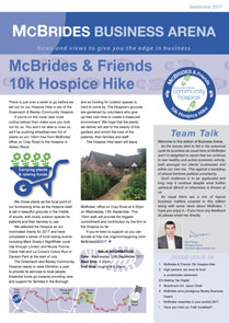McBrides Business Arena Newsletter - Issue 26 image