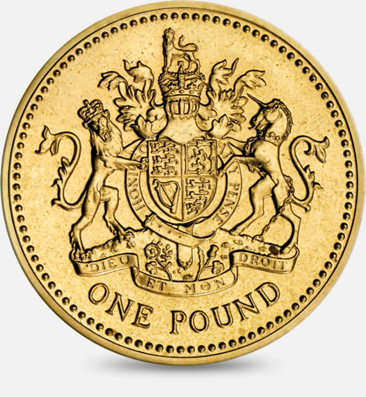Cash in your round pound coins before it's too late image