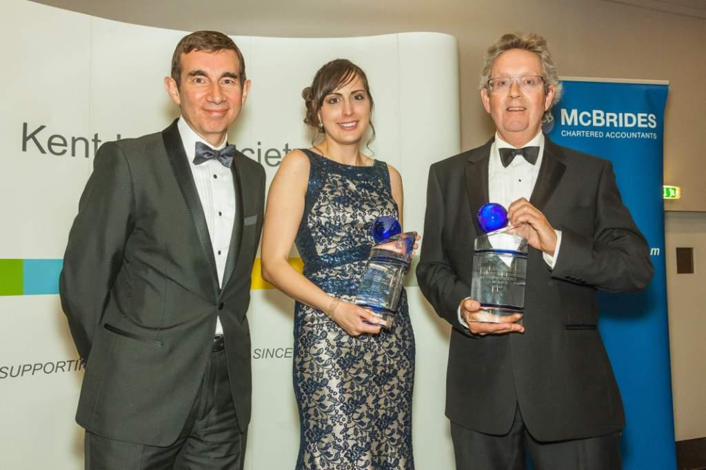 McBrides supports biggest night of the year for Kent Legals image
