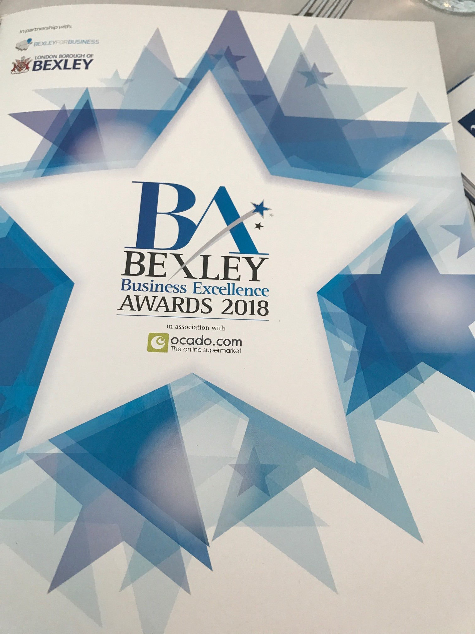 McBrides highly commended in the Bexley Business Awards image