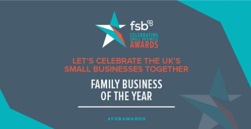 DiveCrew 2012 Ltd win the FSB Family Business of the Year sponsored by McBrides Chartered Accountants image