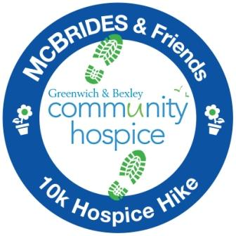 Bexley Hospice Hike with McBrides & Friends image